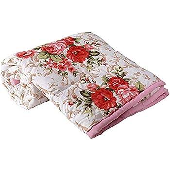 Zylish Cotton 300 TC Reversible Blanket (Multicolour_Standard)