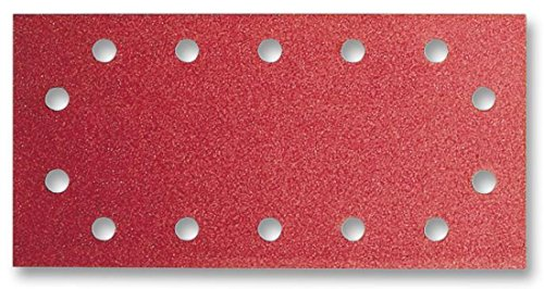 Preisvergleich Produktbild Bosch Sanding Sheet 115x230mm Velco 120G Pack of 10 2608605318