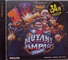 MUTANT RAMPAGE BODYSLAM - Philips CDI
