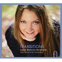 Dussek, Beethoven & Mendelssohn: Transitions