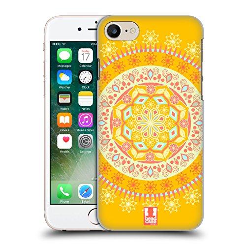 Head Case Designs Parade Rose Mandala Étui Coque D'Arrière Rigide Pour Apple iPhone 3G / 3GS Festival Du Soleil