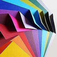 Juego de papel para Origami de 100hojas | Complementary colour Collection