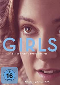 Girls - Die komplette zweite Staffel [2 DVDs]