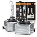 D1S Xenon Ampoule Auto Lampe, 6000K, 12V 35W, 2 Lampes