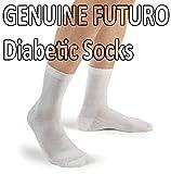 Futuro Therapeutic Diabetic Socks Size – Medium (M) Sized Diabetic Socks for Men