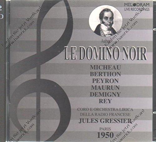 Le Domino Noir [Import anglais]