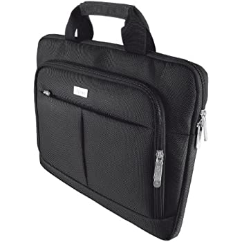 Trust Sydney Laptop Bag 14-Inch Deluxe Slim Business Amazon.co.uk Computers U0026 Accessories