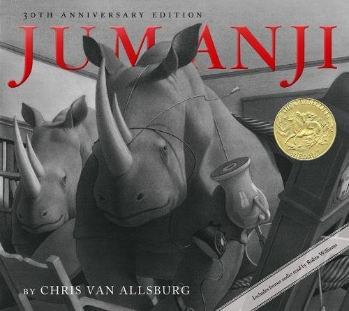 Pdfdownload jumanji by chris van allsburg full online iuyuioiuy chris van allsburg born june 18 1949 is an american illustrator and writer of children s books he has won two caldecott medals for u s picture book fandeluxe Images