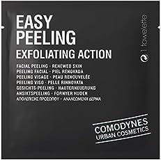 Comodynes Easy Peeling Peeling-Tücher (Einzeln Verpackt), 8 Stück