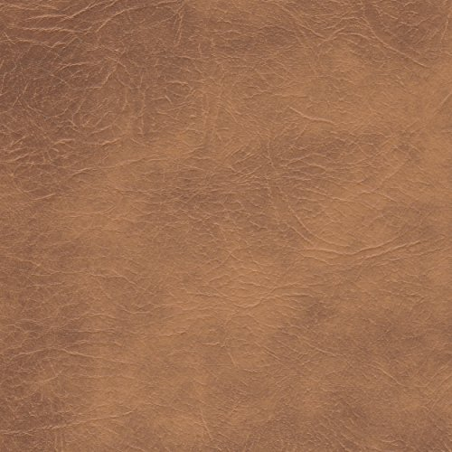 premium-vinyl-faux-leather-leatherette-upholstery-fabric-by-thefabrictrade-honey
