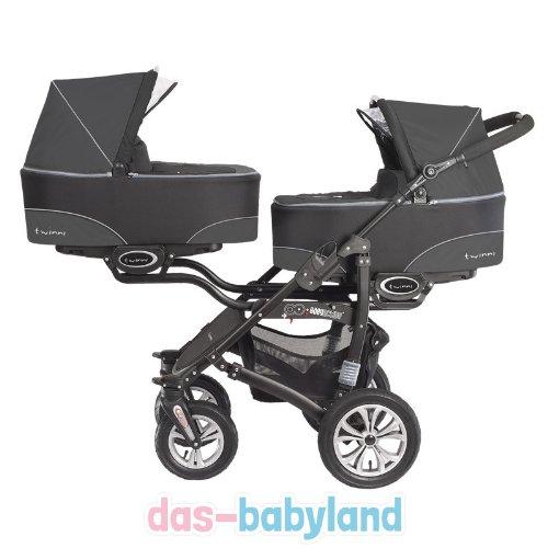 """BabyActive """"Twinni"""" Geschwisterwagen"""