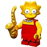 LEGO Minifiguren 71005 The Simpsons: Lisa Simpson - LEGO