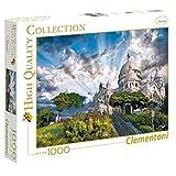 Clementoni- Montmartre High Quality Collection Puzzle, 1000 Pezzi, 39383