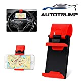 #9: AUTOTRUMP Car Steering Mobile Holder For Mahindra Scorpio 2015