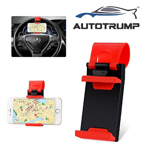 autotrump car steering mobile holder for hyundai creta AUTOTRUMP Car Steering Mobile Holder For Hyundai Creta 51gSjZYuigL