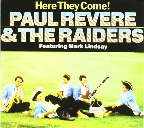 Here They Come/Midnight Ride/Smg (Revere Paul)