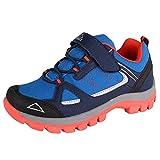 Multi-Schuh Maine AQB Jr NAVY DARK/RED/BLUE 37