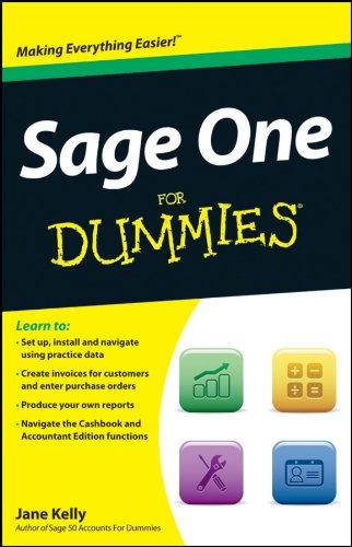 Sage One For Dummies (English Edition) (Rechnungswesen Technologie)