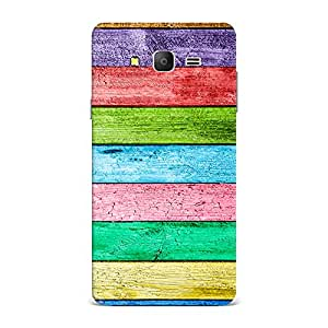 Samsung On7 Case [Hard Protective Cover] Printed Design-42M040616PD458