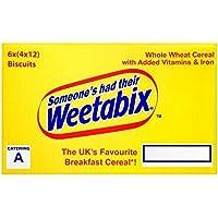 Weetabix Catering A 6 x (4 x 12) Galletas (Pack de 6X48)