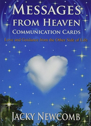 Findhorn Press Messages from Heaven Communication Cards: Love and Guidance from The Other Side of Life