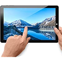 CHUWI Hi12 Tablet 12 Pulgadas Pantalla la Retina Windows10 & Android 5.1 4GB RAM+64GB ROM HD 2160 x 1440 Resolution WIFI Dual Cámara Color Negro y Gris