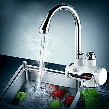Küchenarmaturen Digital Küche elektrische Warmwasserbereiter Kaltwasserhahn heißen Mehrzweck- -