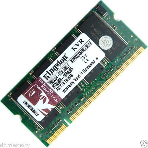 Panasonic 512MB (1x512MB)DDR-333 Memory RAM Upgrade Panasonic ToughBook Series Laptop