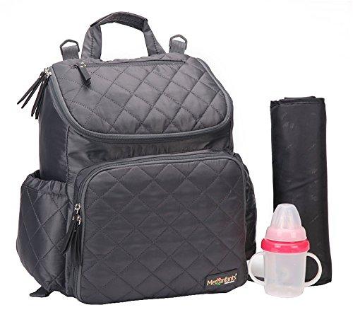 amyamy Baby Wickeltasche oder Badewindel Rucksäcke Groß Kapazität mit Windel Pad Passform ()