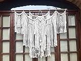 tapiz de macrame (wall hanging) 6