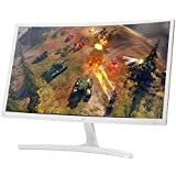 """2018 Newest Premium Acer 24"""" Full HD (1920 X 1080) Curved Widescreen LCD Gaming Monitor- AMD FreeSync Technology, 4ms Response Time, 16.7 Million Colors, HDMI, VGA - (Include HDMI & VGA Cables)"""