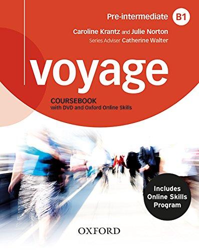 Voyage B1. Student's Book + Workbook+ Practice Pack with Key por Caroline Krantz