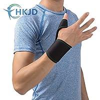 Arthritis Daumen-Schiene, verstellbar Daumenbandage mit Bindebänder Daumen Stabilisator perfekt für Behandlung... preisvergleich bei billige-tabletten.eu