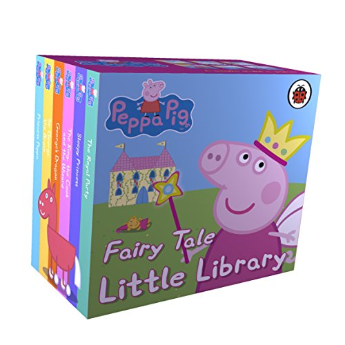Peppa-Pig-Fairy-Tale-Little-Library