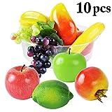 Justdolife Frutti Artificiali Arancione Mela Mango Simulazione Frutta Frutta Finta Foto Prop