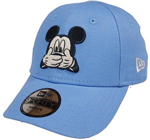 New Era Disn Express 9Forty Infant Adjustable Baby Cap Minnie Mouse Hellblau, Size:Infant (Express Baseball)