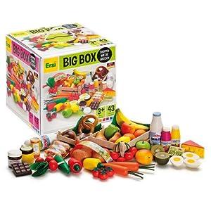 Erzi 28025 Juego de rol - Juegos de rol (Cocina y Comida, Estuche de Juego, 3 año(s), Niño, Niño/niña, Multicolor)