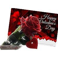 Rose Te Amo konservierte di rose è un vero e proprio Rose–Halt Bare di fiore conosciuto anche come la unvergaengliche di rose, la vivace naturalezza e la sua bellezza oltre 3anni senza acqua dando