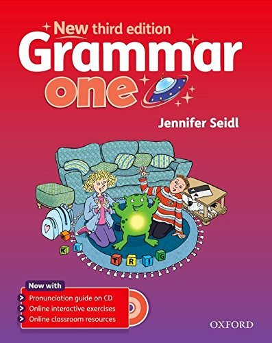 Grammar: One: Student's Book with Audio CD by Jennifer Seidl (2011-05-12)