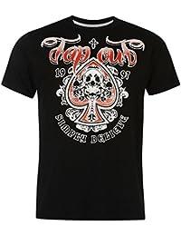 Tapout Skull Print Herren T-Shirt (599491)