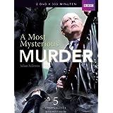 DVD Julian Fellowes Investigates A Most Mysterious Murder - BBC - Region 2 - English Audio