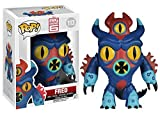 Funko POP! Disney: Big Hero 6-Fred Action Figure by FunKo
