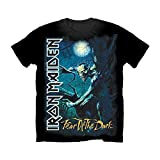 Iron Maiden Fear Of The Dark T-Shirt schwarz S