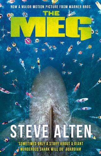 Meg. Megalodon por Alten Steve