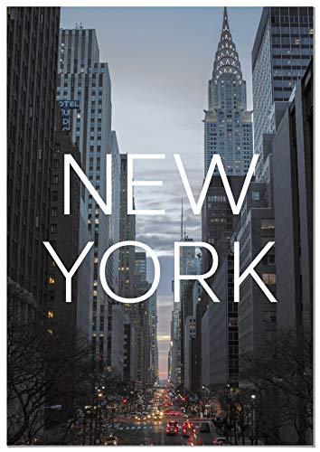 Panorama® Póster Ciudad New York 50 x 70 cm | Impreso