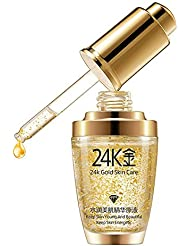 ROPALIA 24K Or Sérum Acide Hyaluronique Fluide Essentielles Pures Hydratant Anti-rides Anti-âge.