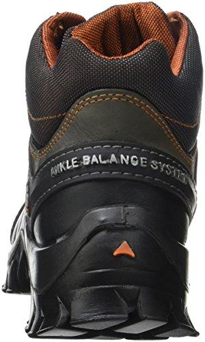 NoRisk , Chaussures de sécurité pour homme Noir Noir Noir - Noir
