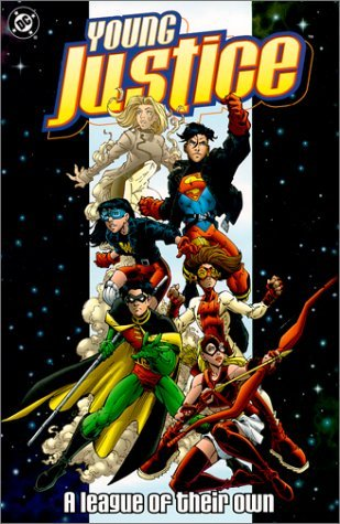 gue of Their Own (Robin) (Superboy) (Impulse) by Peter David (2000-09-01) (Robin Young Justice)