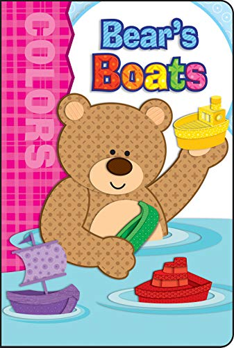 Bear's Boats (Brighter Child Board Books) (English Edition)