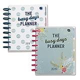 Set Busy Days Planner Boxclever Press. Con Busy Days Planner 2018 e 2019. Due planner settimanali, agende ad anelli per obiettivi, sogni e organizzazione. Iniziano ora - fino a Dicembre 2019